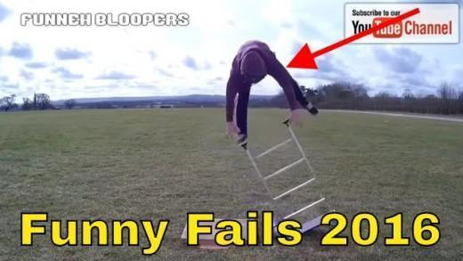 Funny fail fall 2016