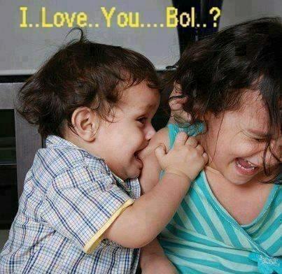 I Love You. Bol