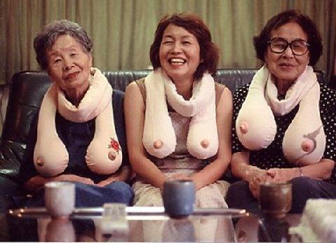 b00bie scarves hahaha