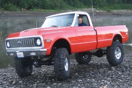 71 Chevy truck