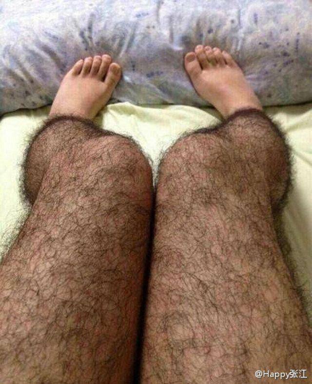 Hairy Leg Stockings To Keep Creepos From Hitting On You . Jennifer Mil