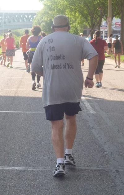 Best Quote ever for Fat People Awesome