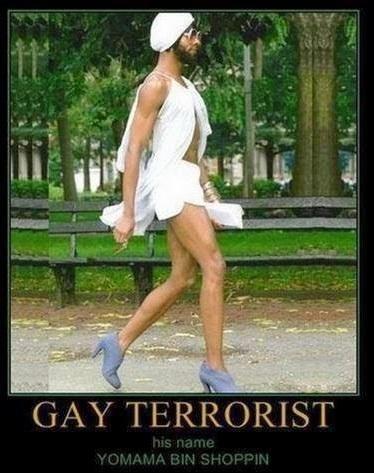 Gay Terrorist