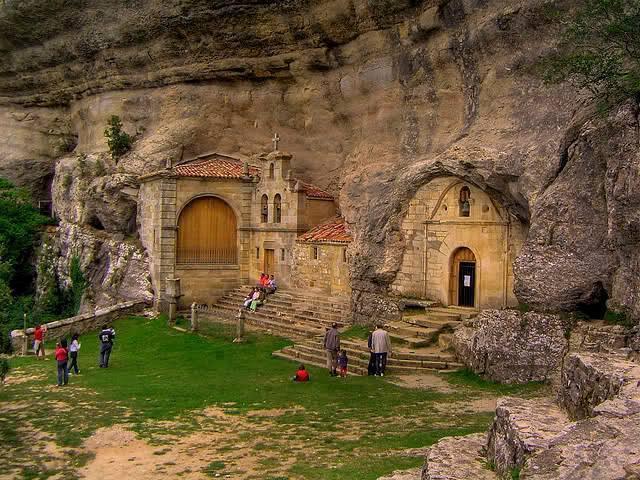 Mines of Moeria, Spain