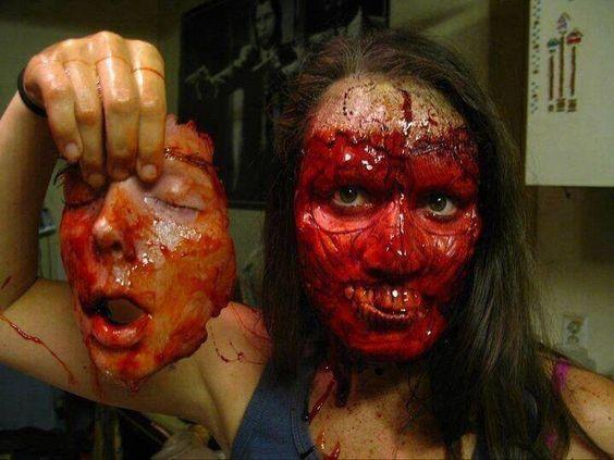 Great Halloween Makeup!