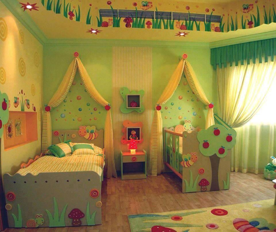 Bedroom for kids