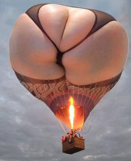 Ass Balloon