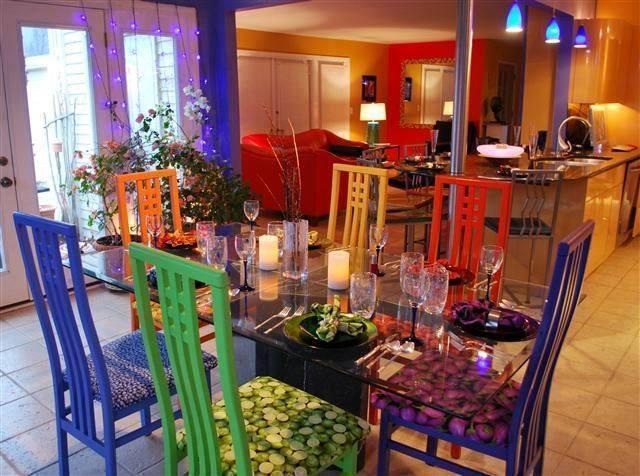 Colorful Home Design