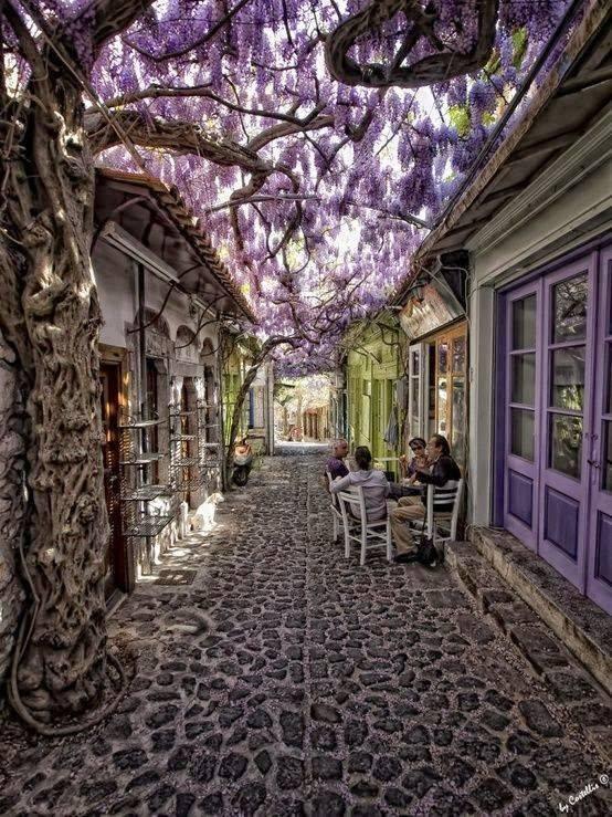 Colors of Greece, Paros Island