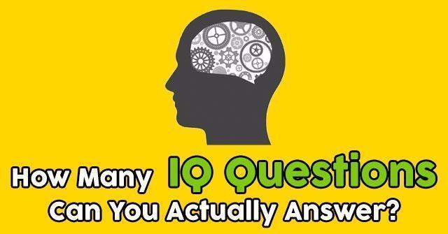IQ Question