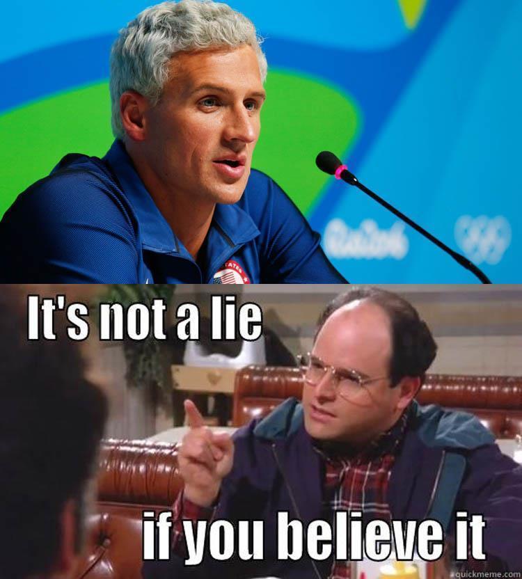 Its Not Lie Rio 2016
