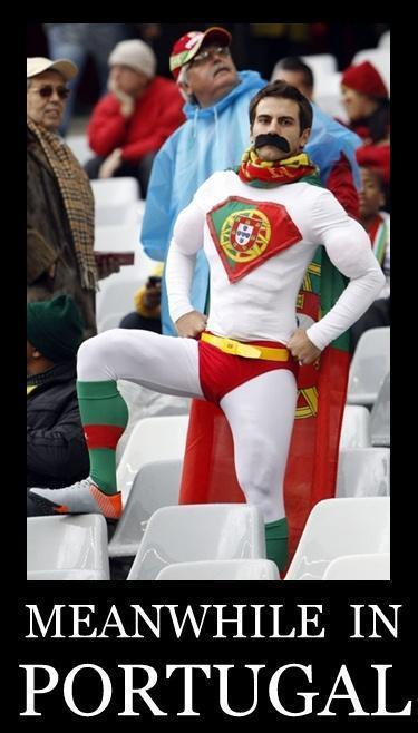 Man of Steel in Portugal... LOL