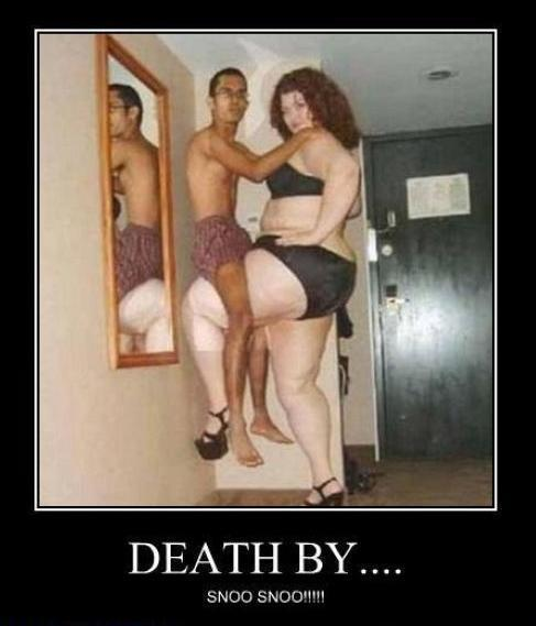 Death …sometimes it happen like this