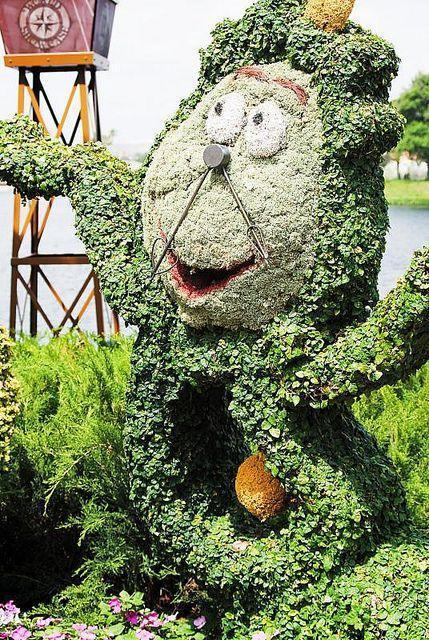 Cogsworth Topiary