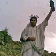 statue of liberty in pakistan