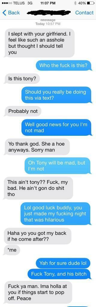 Poor Tony