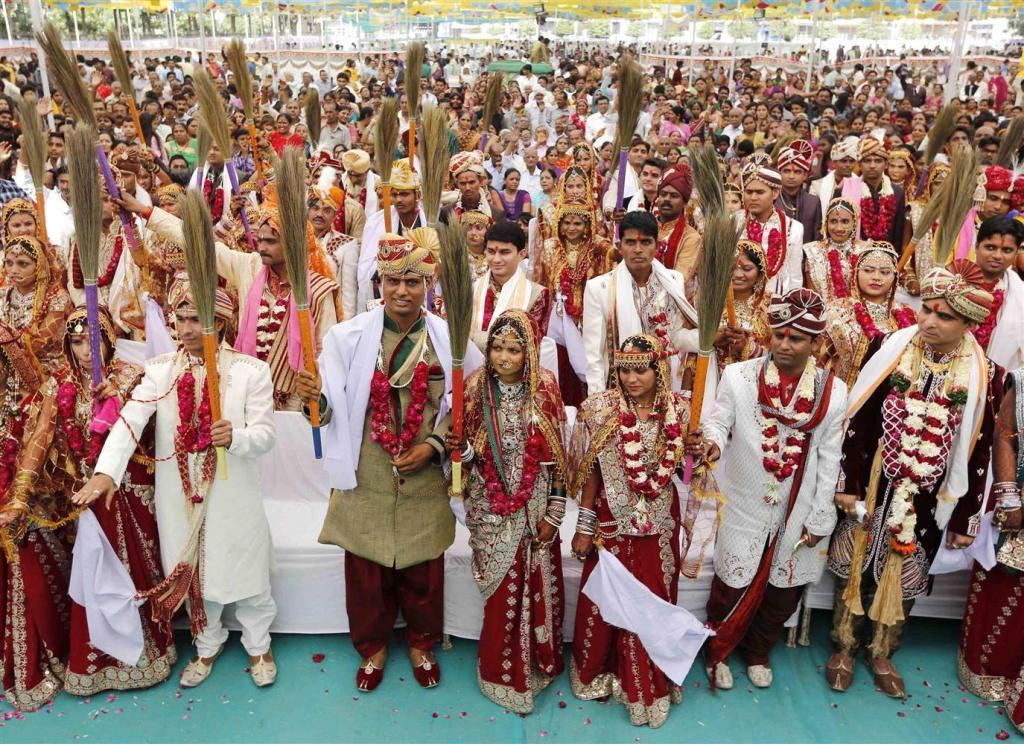 Mass Wedding in India
