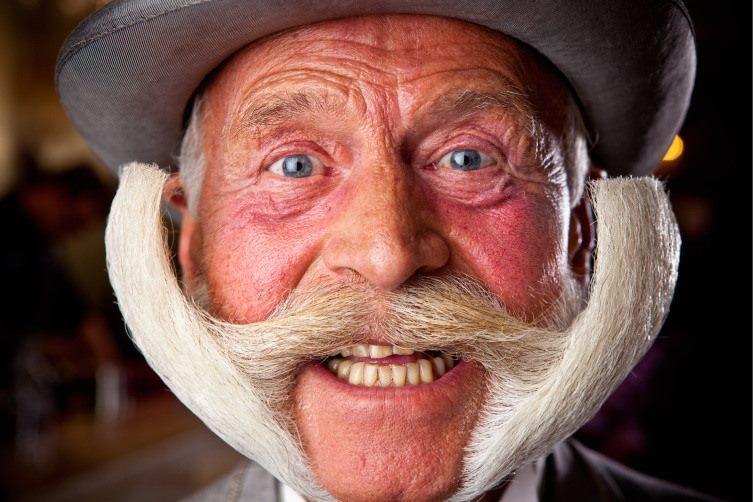Stylish Mustache!!!