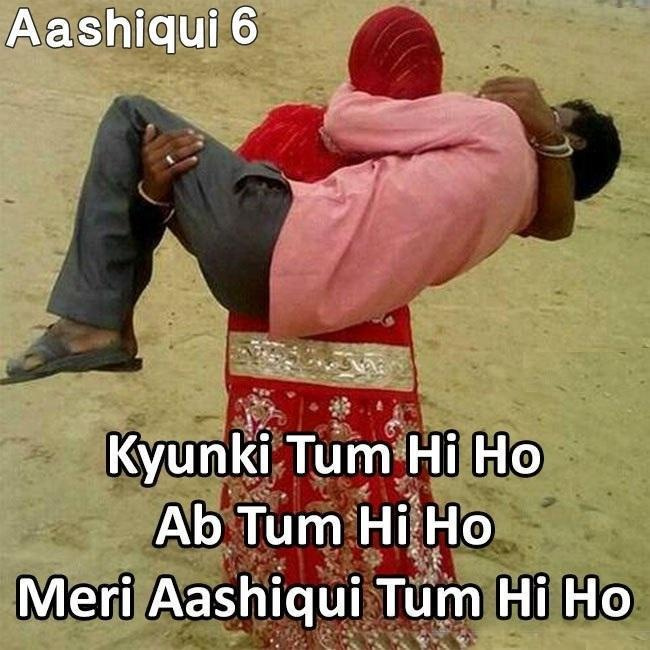 Aashiqui 6 Romantic Couple