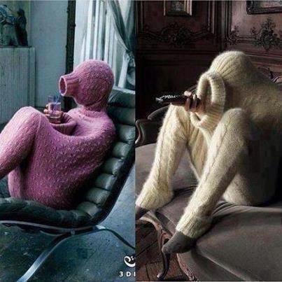 For the cold winter days. hahaha.