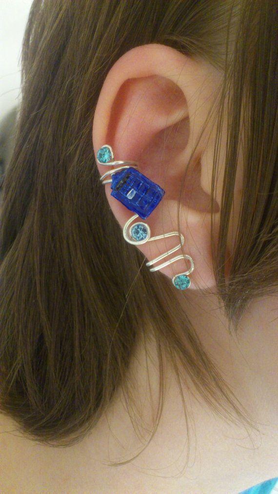DW inspired Ear Cuff