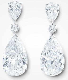 The GRAFF Twin Stars - An exceptionally rare diamond pairing, featurin