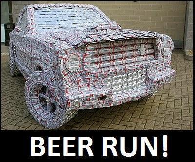 Beer Run!!!