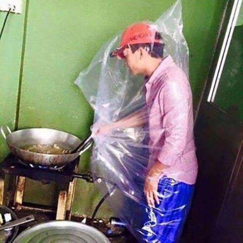 Stay Away From Cooking Oil