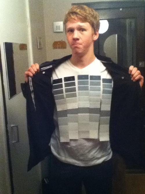 50 Shades of Grey Costume. BAHAHAHAHA. Just died laughing