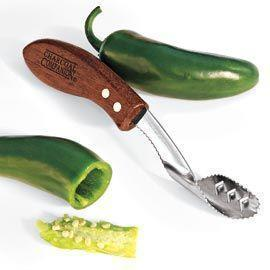 Jalapeno Corer, Pepper Corer Tool, Chile Relleno Tool