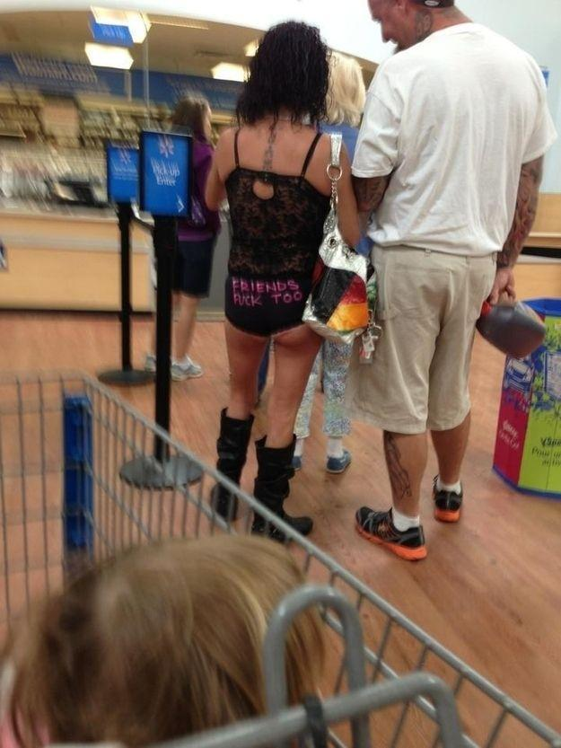 When this pair of DTF panties showed up.  23 Times When Walmart Didn'