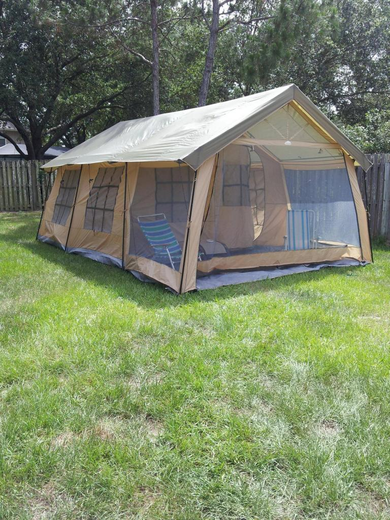 I was not happy my SO bought a tent for almost 200 bucks. After seeing