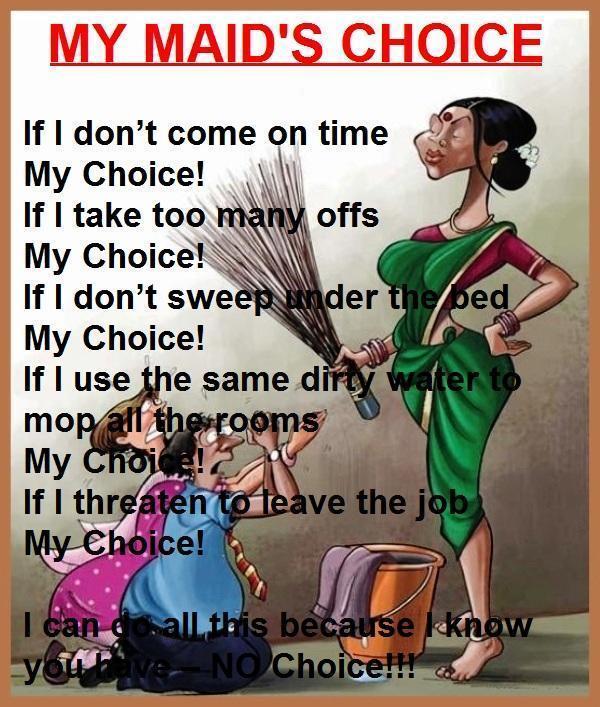2016 Maids Choices