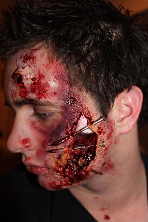 Brain Injury Makeup