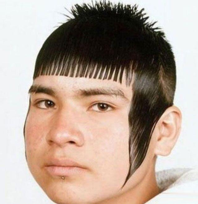 Worst Haircuts of ALL TIME