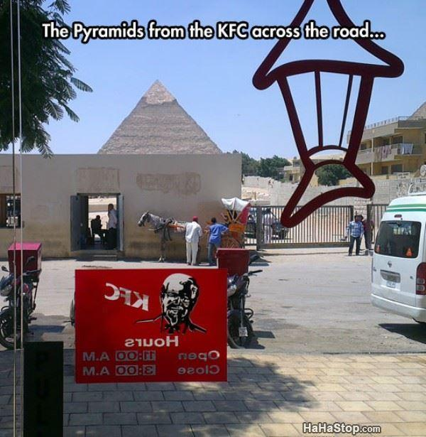 Kfc In Egypt