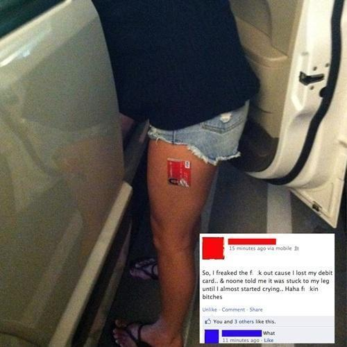 funny facebook fails - Better Plastic Than Paper