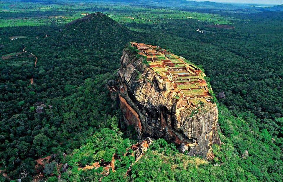 Lion Mountain, Sri Lanka