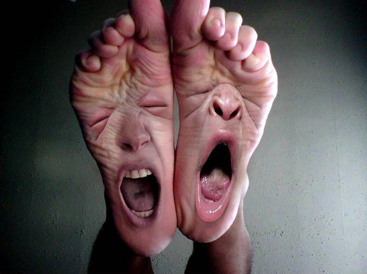 Freaky...Feet.