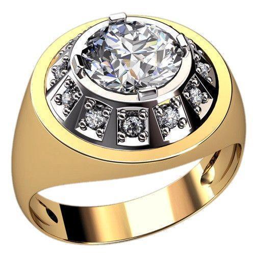 Zoloto Diamond Rings