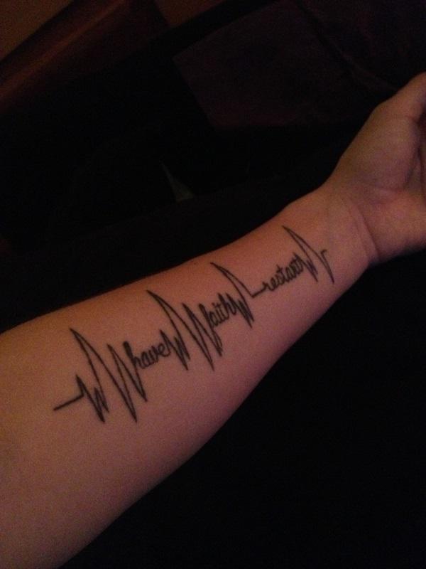 Text tattoos