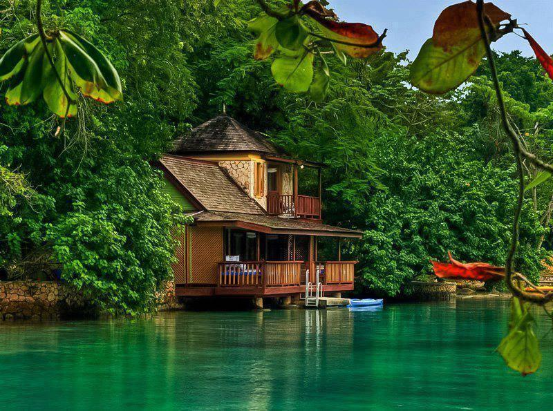 Golden Eye Resort, Oracabessa, Jamaica