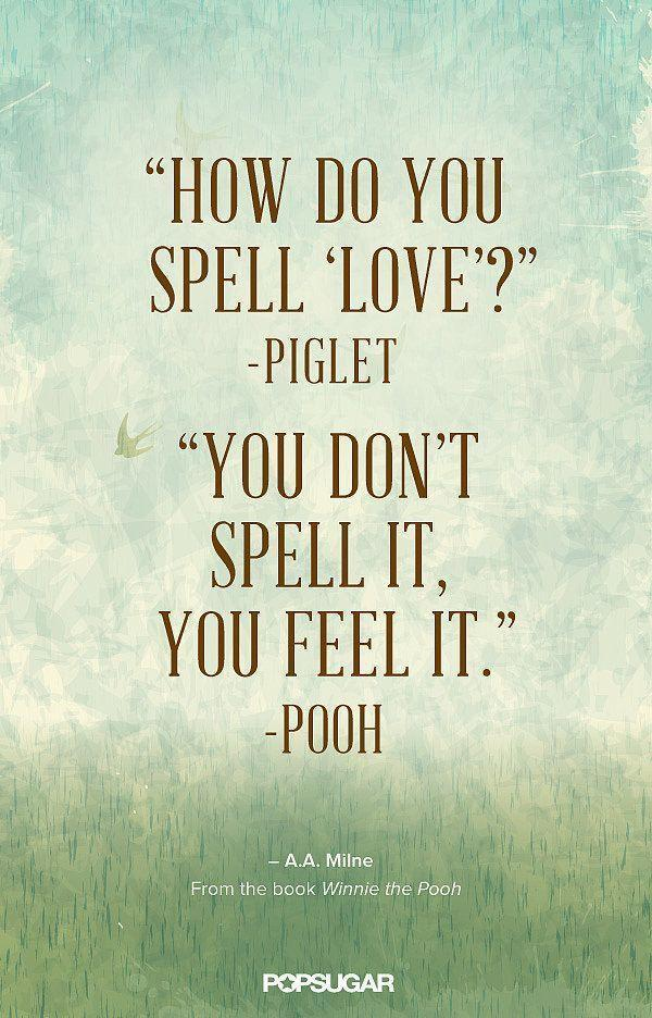 A.a Milne Quote