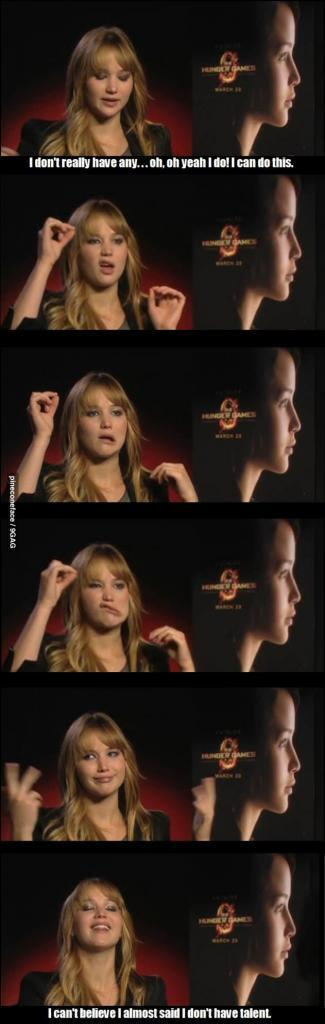 Oh Jennifer... I Can Do this Han!!