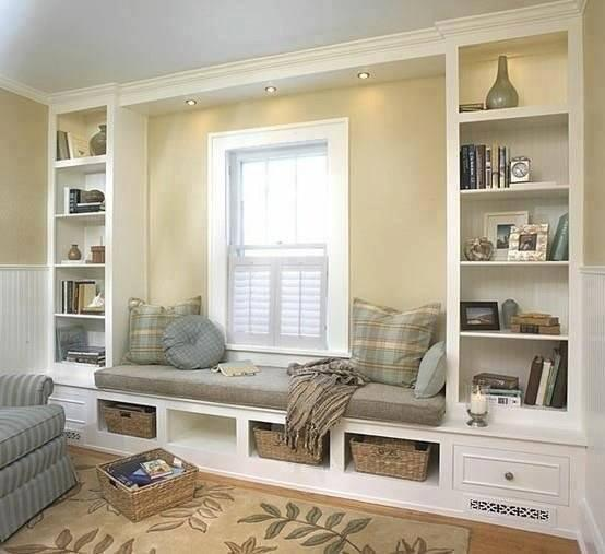 Awesome Reading nook Design