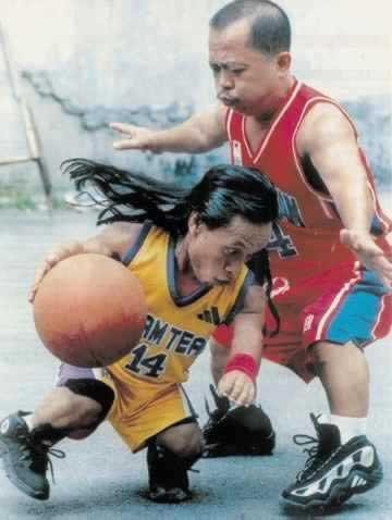 Midget basketball