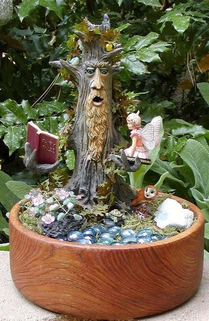 Amazing Mini Garden Design