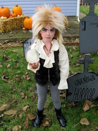 The Goblin King. Oh. My. God.