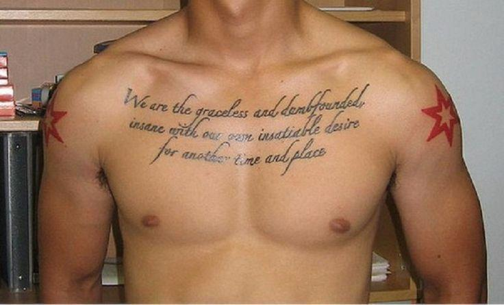 Inspirational and Meaningful Tattoo Quotes