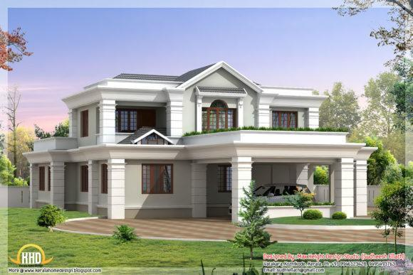 Beautifull Indian Style House Design
